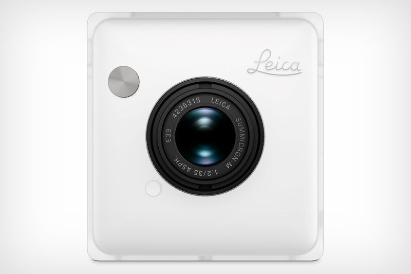 High-End Instant Cameras
