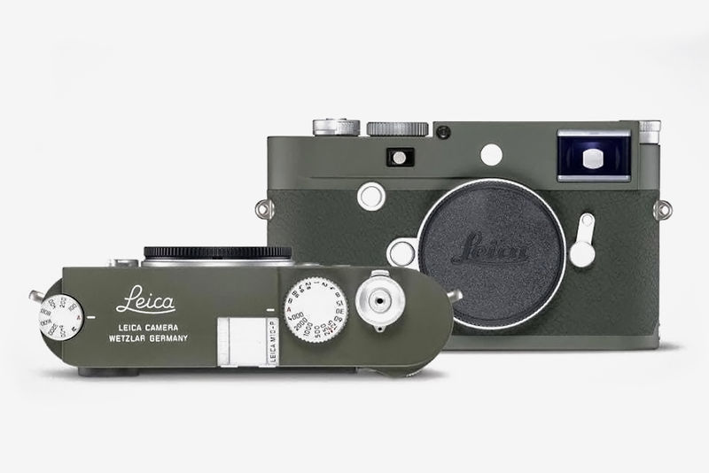 Exotic Safari-Inspired Cameras