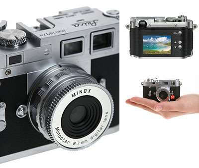 Mini Digital Cameras