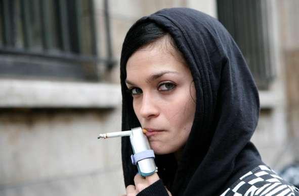 Smoking Splints
