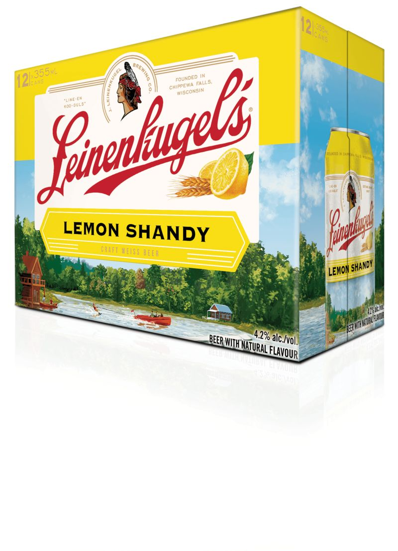 Lemonade-Inspired Summer Beers