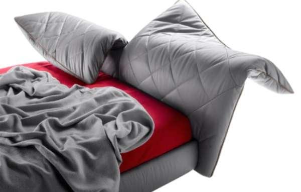 Pillow-Inspired Headboards