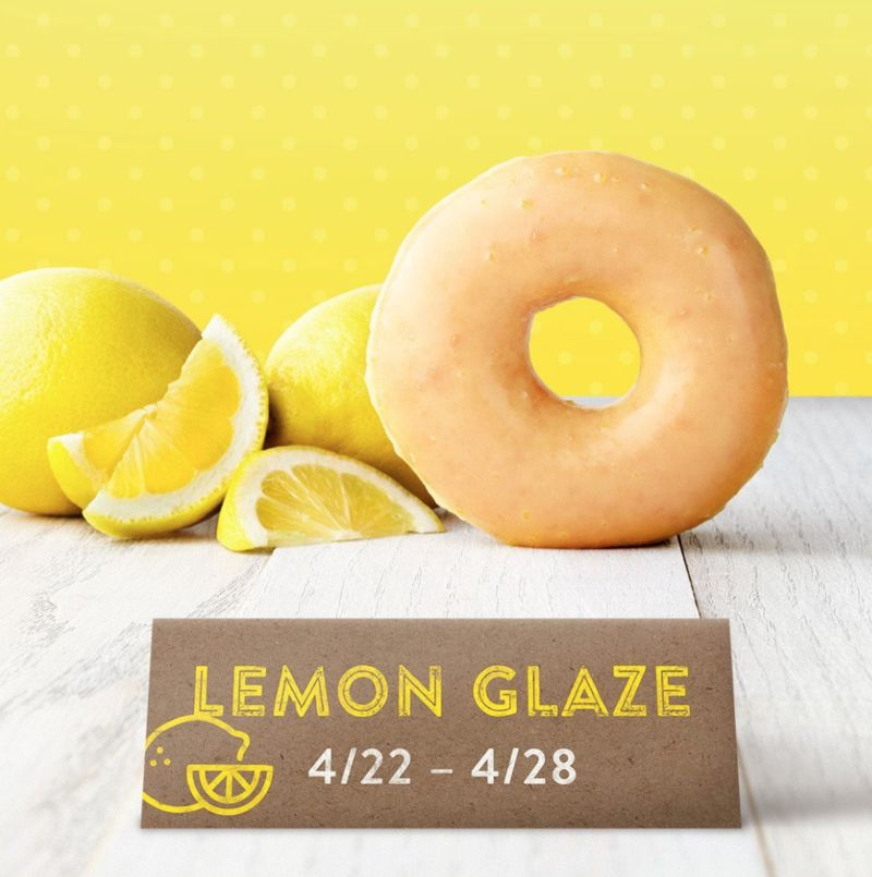Fruit-Inspired Donut Collections