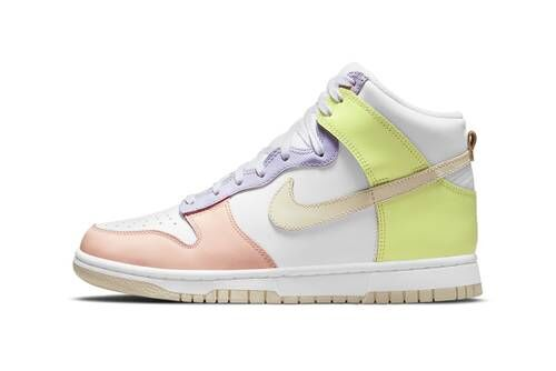 Pastel-Themed Cozy Sneakers