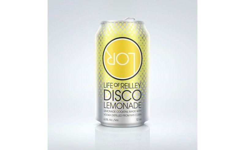 Canned Lemonade Cocktails