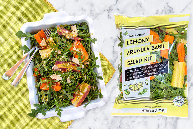 Aromatic Arugula Salad Kits