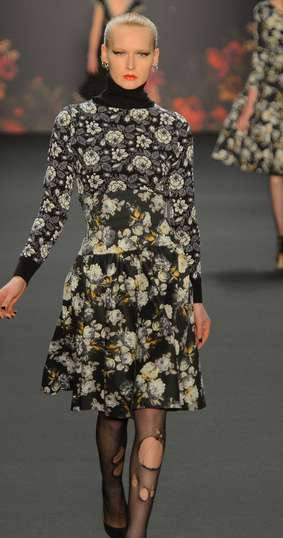 Retro Spanish-Inspired Fashions
