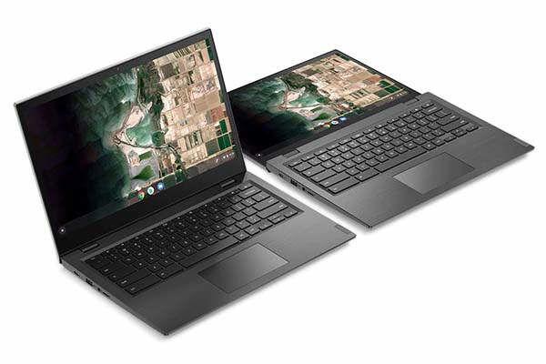 Slim Spill-Resistant Laptops
