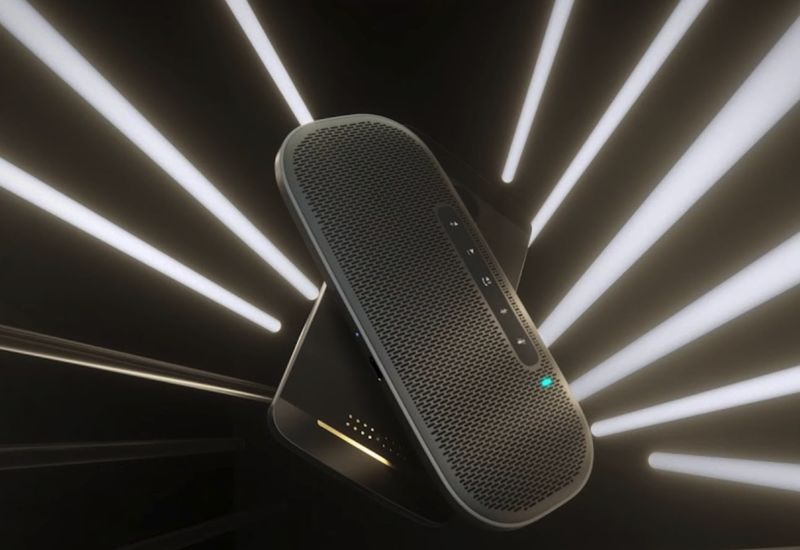 Ultra-Thin Travel Speakers