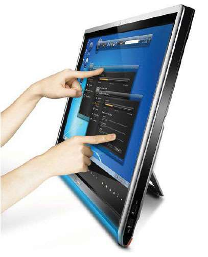Multi-Touch Touchscreens