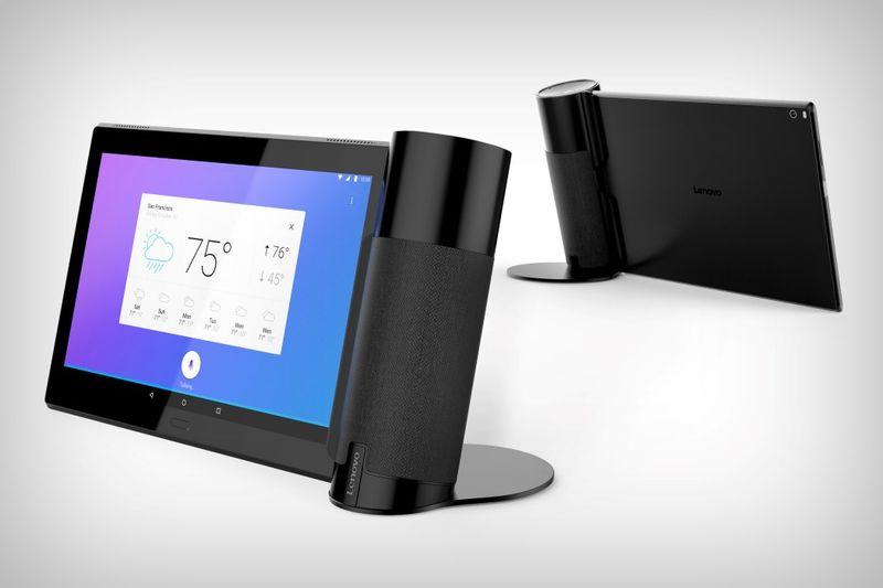 Hybrid Speaker Tablets