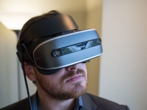 Affordable Lightweight VR Headsets