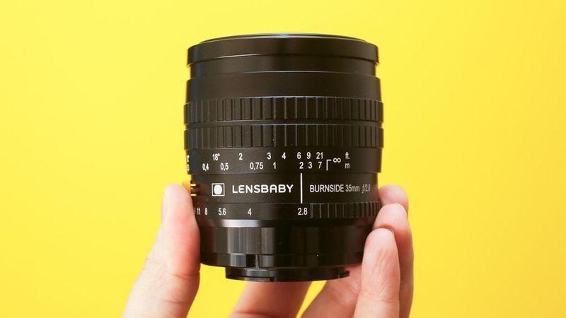 Vignette-Controlling Lenses