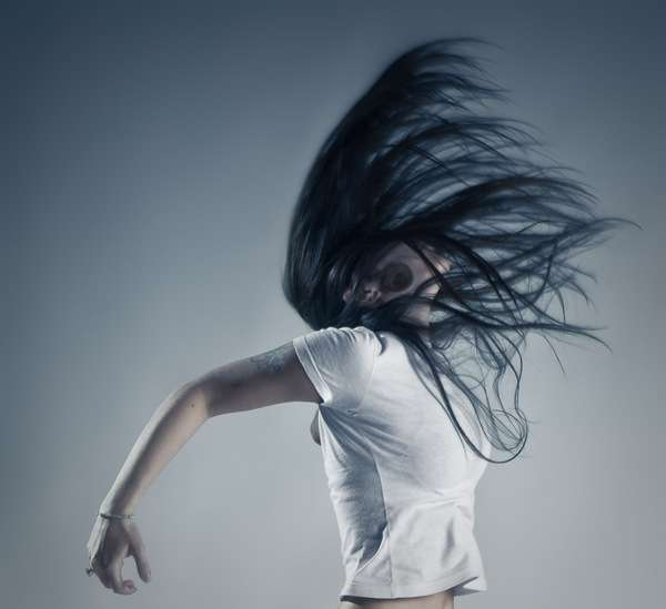 Headbanging Photo Shoots