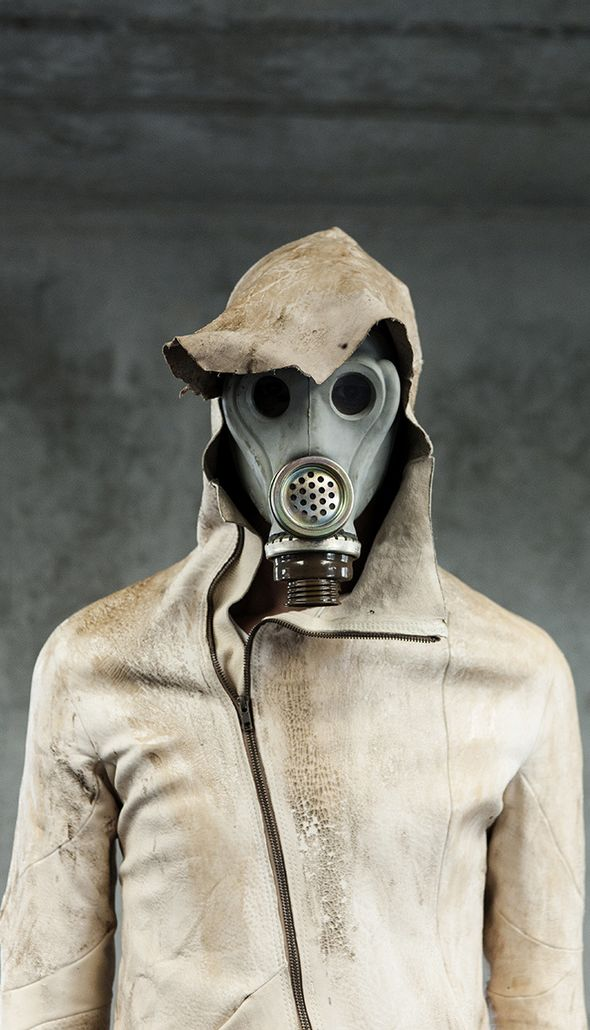 Gloomy Gas Mask Editorials