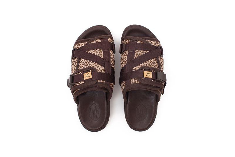 Statement Leopard Print Sandals