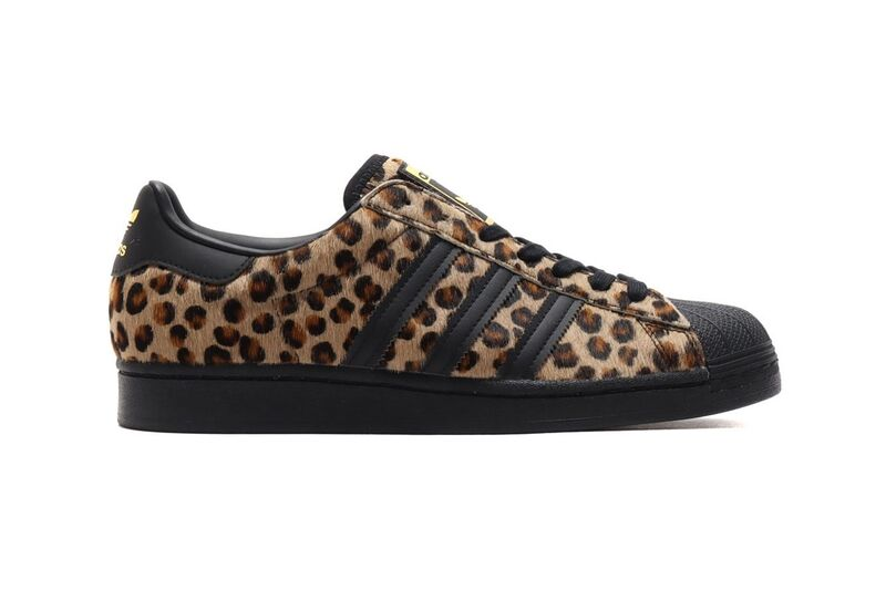 Animal-Print Soft Sneakers