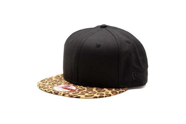 Polished Animal Print Caps