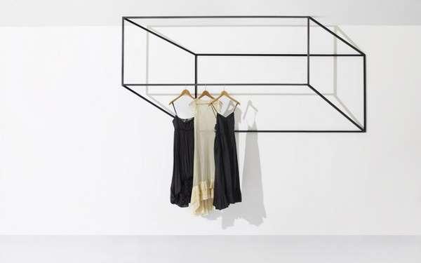 2D-Style Garment Holder