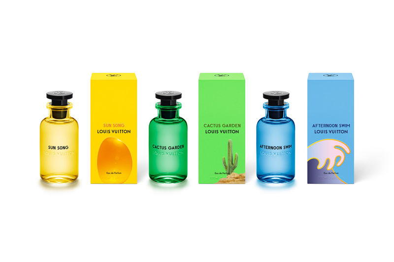 Luxe Unisex Fragrance Lines