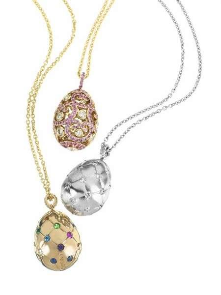 Luxury Egg Necklaces