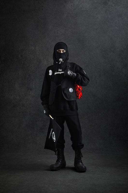 Protester-Directed Apparel Series