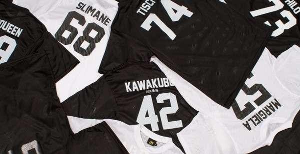 High-Fashion Sports Jerseys