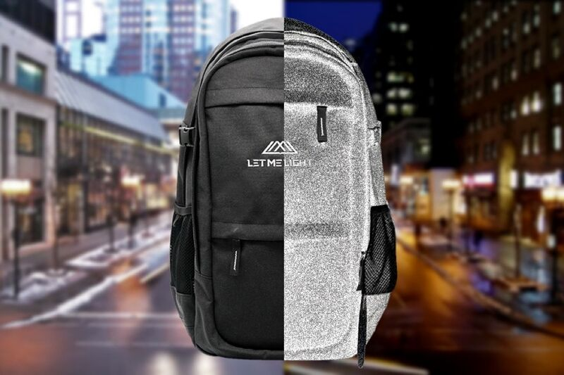 High-Performance Reflection Backpacks