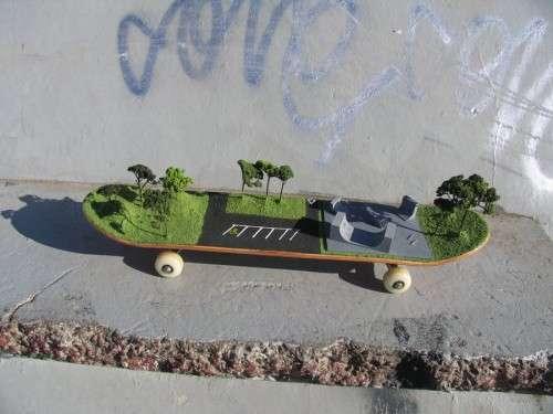 Ironic Skate Parks