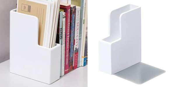 Simple Bookshelf Space Savers