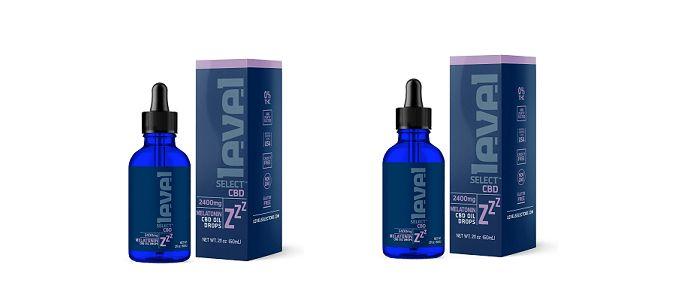 THC-Free CBD Sleep Supplements