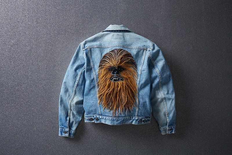 Exclusive Sci-Fi-Inspired Jackets