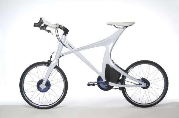 Luxury Automaker Bikes