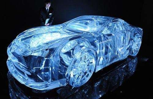 Crystal Clear Cars
