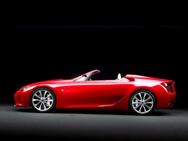 Lexus Concept- LF-A Roadster