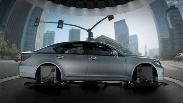 In-Depth Driving Simulators