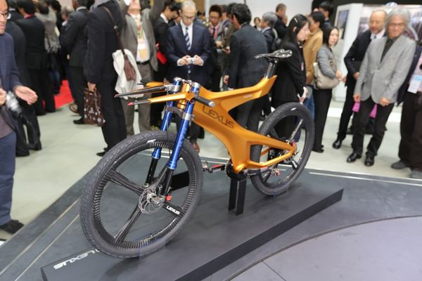 Automaker Backcountry Bike Concepts
