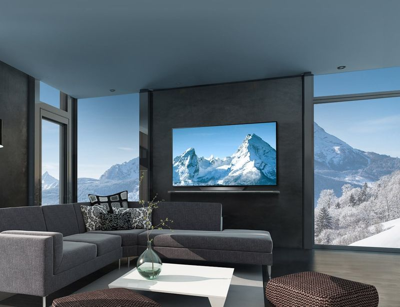 Smart Home-Connected TVs