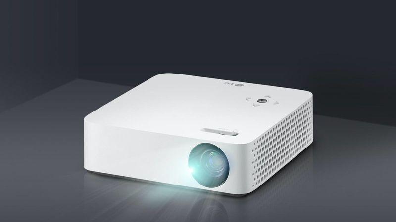 Wireless Customizable Projectors