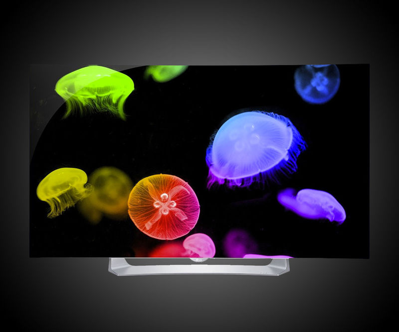 Connected Curved TVs