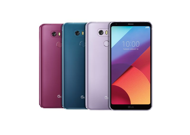 Colorful Smartphone Editions