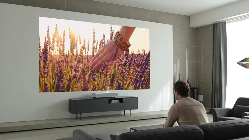 Voice-Controlled Projectors