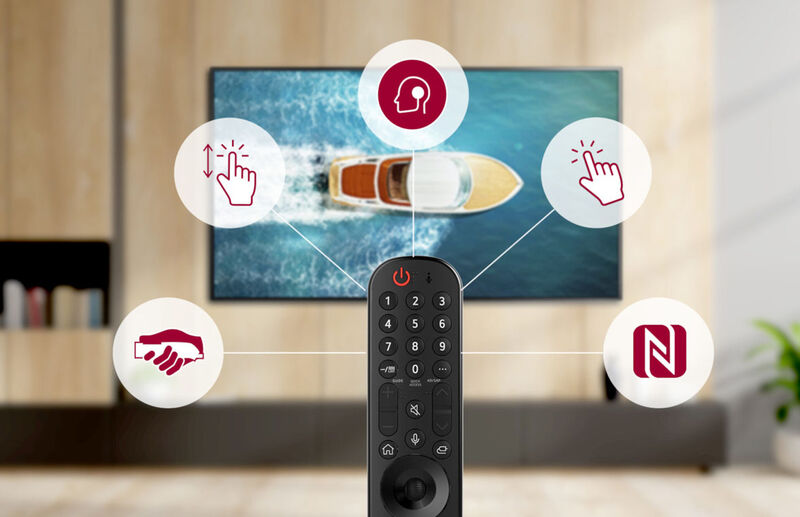 NFC-Enabled Remotes