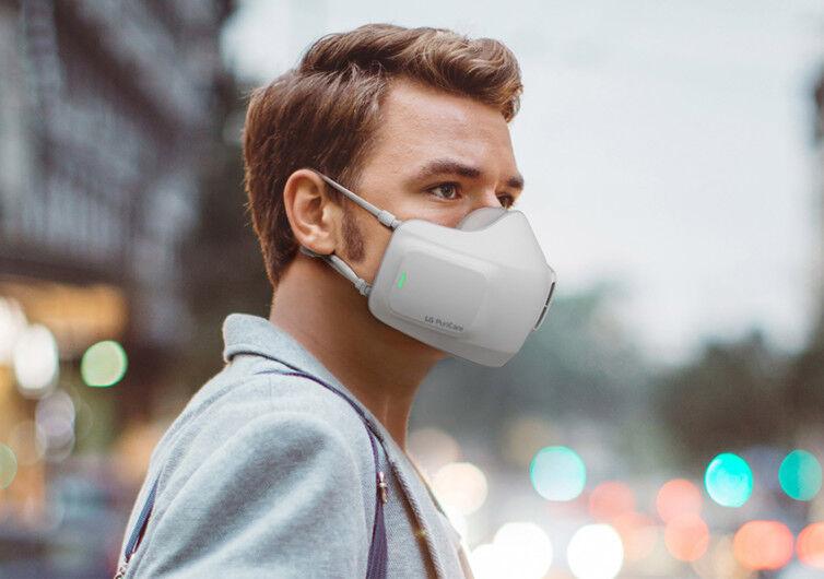 Powered HEPA Face Masks