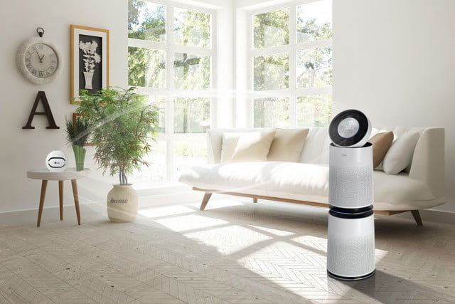 Dust-Eliminating Air Purifiers