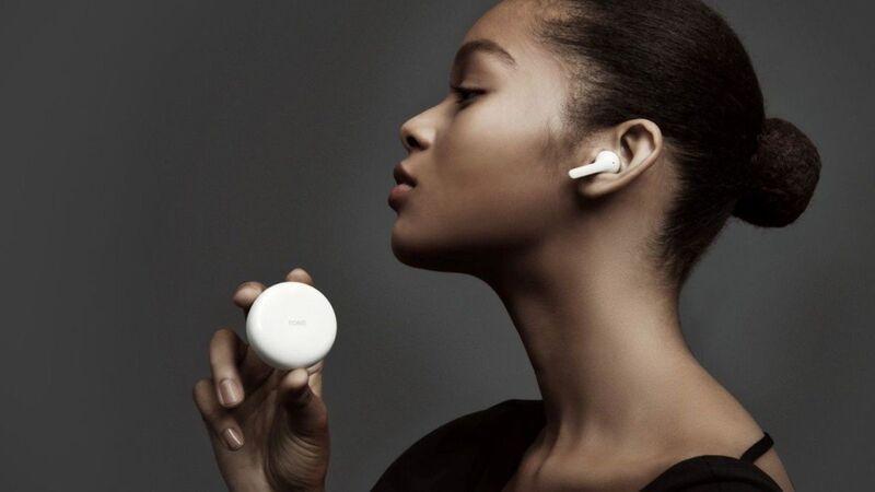 UV Sterilization Earbuds