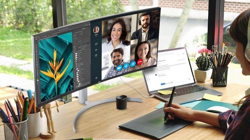Expansive Productivity-Enhancing Monitors