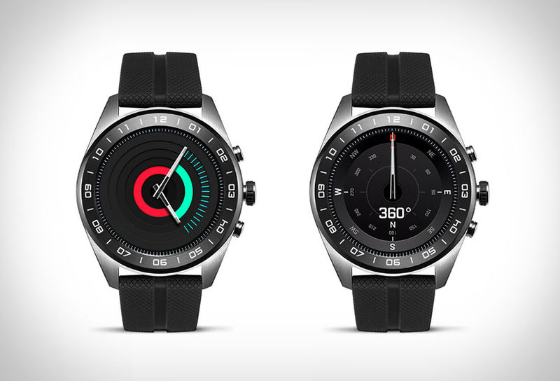Mechanical Timepiece Smartwatches