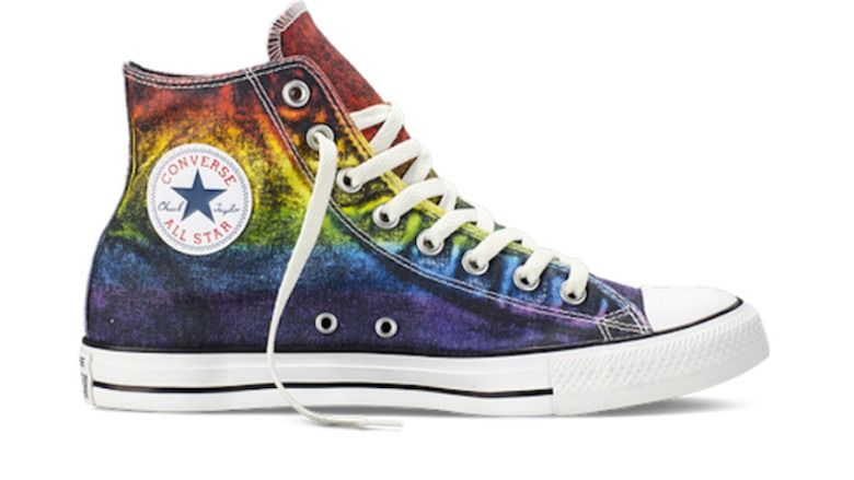 LGBT-Supporting Sneakers