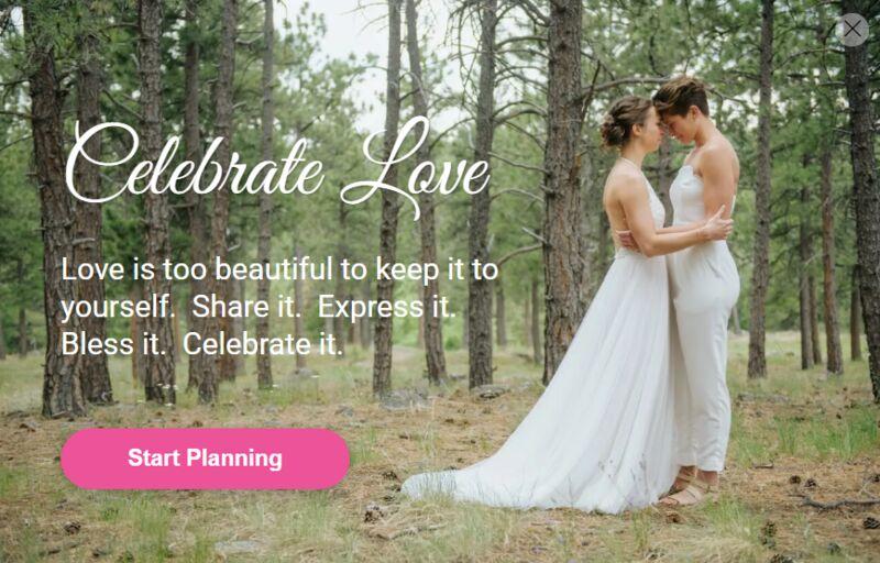 Inclusive LGBTQ+-Friendly Wedding Services